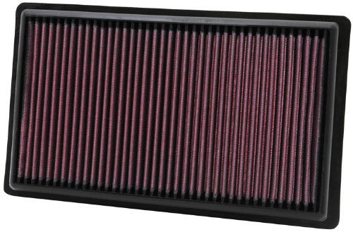 K&N 33-2366 High Performance Replacement Air Filter