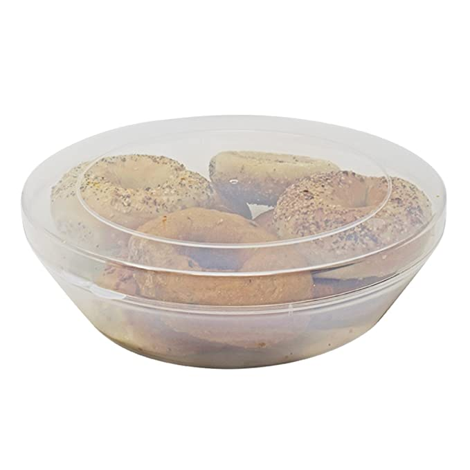 Amazon.com: Evelots Pie Keeper-Easy Carry-Stay galleta con ...