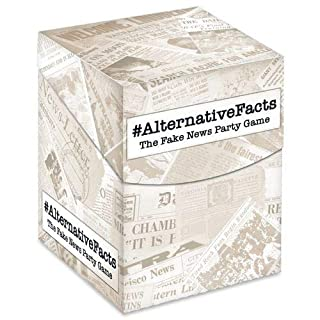 Playroom Entertainment #AlternativeFacts - The Fake News Party Game
