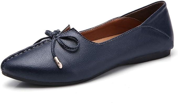 Zapatillas De Ballet para Mujer Mocasines Mocasines Zapatos De ...