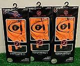 Friction 3 Zero Men's Left Hand Universal Golf Glove - San Francisco Giant- Orange