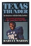Texas Thunder, Harvey Martin, 0892563125