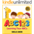 ABC 123: Learning Your ABCs (Early Learning Books)