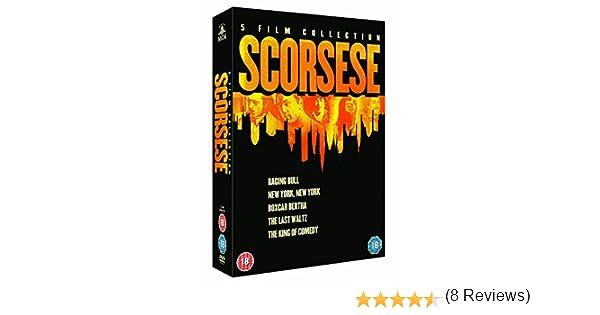 Martin Scorsese Collection 6 Dvd Edizione: Regno Unito Reino Unido: Amazon.es: Movie, Film: Cine y Series TV