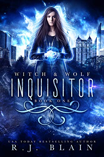 Inquisitor (Witch & Wolf Book -