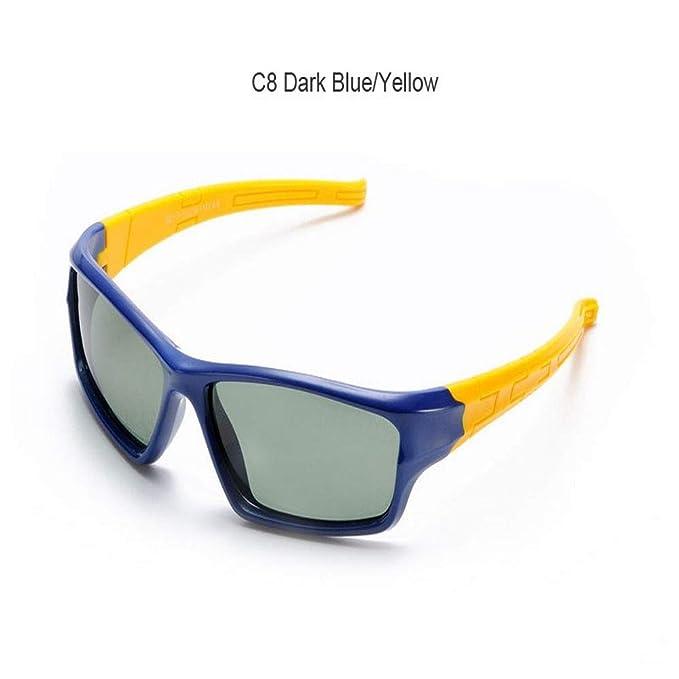 MOJINGLIN Gafas De Sol Bebés Diseñador De Niños Gafas De Sol ...