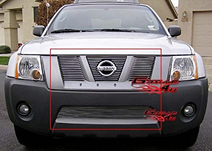 APS Compatible with 09-11 2011 Xterra Main Upper Billet Grille Insert N66640A