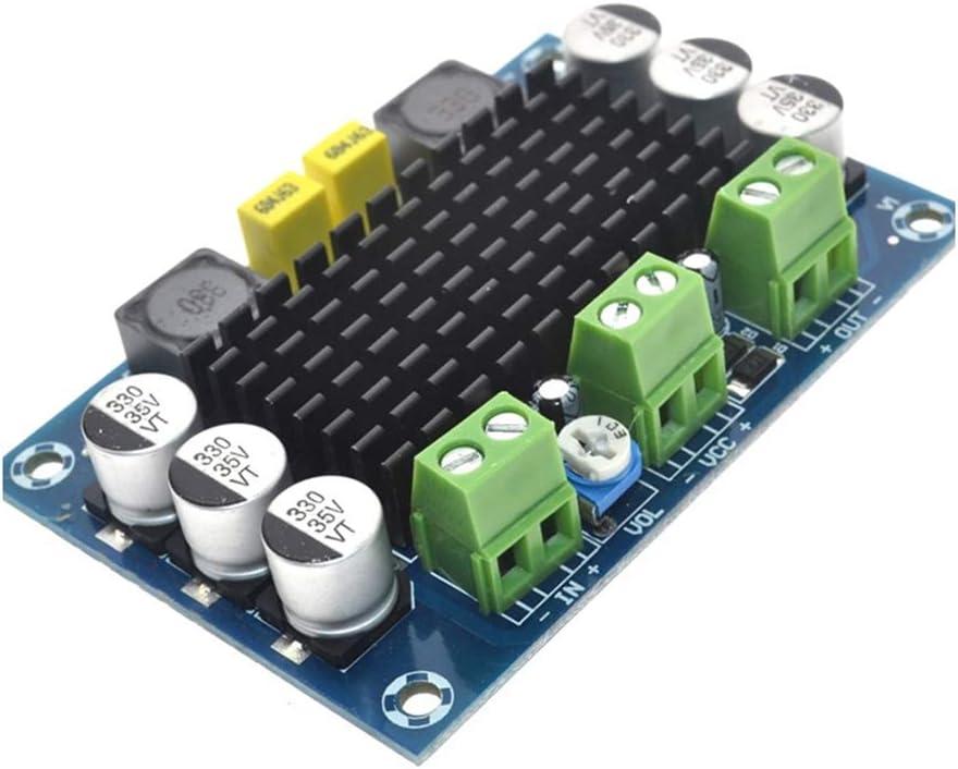 HUIMAI G TPA3116 D2 TPA3116DA DC 12V 24V 100W Mono Channel Digital Power Audio Amplifier Board TPA3116D2 Large Capacity Board