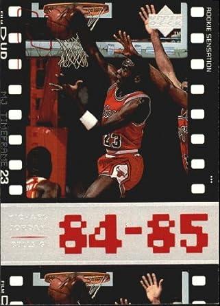 4ccf63c304002c Amazon.com  1998 Upper Deck Michael Jordan Living Legend Basketball Card ( 1998)  1 Michael Jordan Near Mint Mint  Collectibles   Fine Art