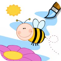 facile livre de coloriage pour les enfants et les tout-petits