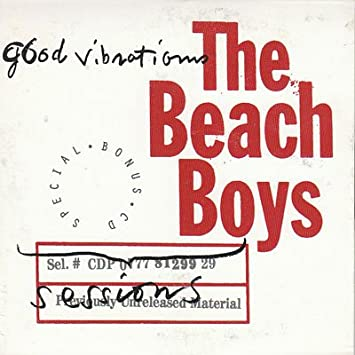 ec250ad7 Beach Boys - Good Vibrations Sessions - Amazon.com Music