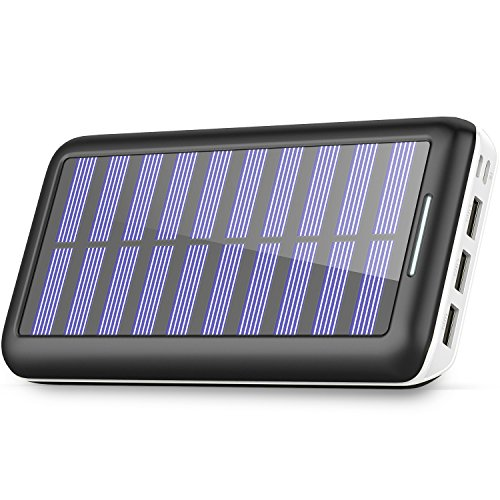 Portable Solar Battery Pack - 4