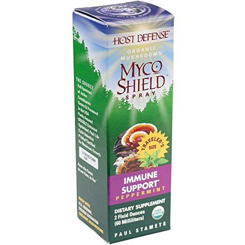 Host Defense MycoShield Mushroom Peppermint product image