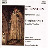 Symphonies I: Sym 1 in F Major / Ivan the Terrible by A. Rubinstein (2001-06-19)