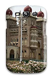 Durable Protector Case Cover With Chittorgarh Fort History Hindi Hot Design For Galaxy S3