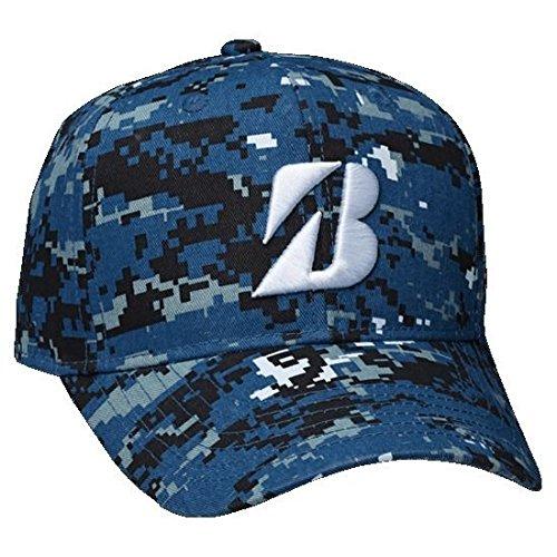 Bridgestone Cap - Bridgestone Golf- Digital Camouflage Hat