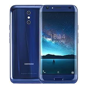 Hardrock Electronics DOOGEE BL5000 Smartphone 5050mAh Dual Camera 5.5'' FHD MTK6750T Octa Core 1. 5GHz 4GB+64GB Smartphone Android 7.0 LTE
