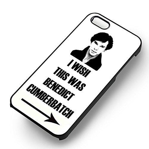 Sherlock Holmes Quote pour Coque Iphone 6 et Coque Iphone 6s Case (Noir Boîtier en plastique dur) A4B2BW
