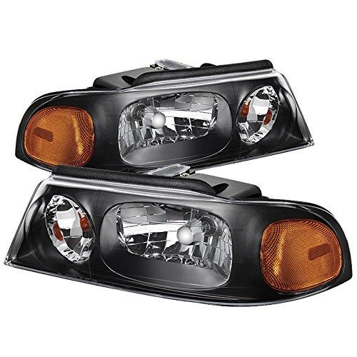 02 navigator headlight assembly - 4