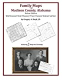 Family Maps of Madison County, Alabama, Deluxe Edition
