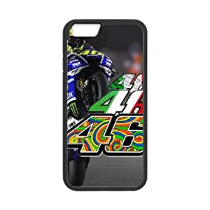 Valentino Rossi VR 46 for iPhone 6 Plus 5.5 Inch Phone Case 8SS460177