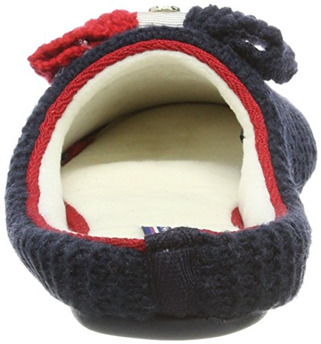 Tommy Open Blue Hilfiger Back Slippers Women''s O1285rion 403 midnight 2d AqBw6qZ