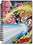 Great Eastern Entertainment Dragon Ball Z SS Goku & Villains Notebook