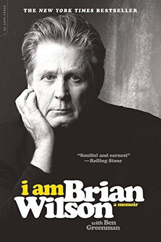 I Am Brian Wilson: A Memoir cover