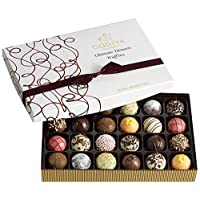 Godiva Chocolatier Ultimate Dessert Truffles, Great for Valentines Day 24 Count