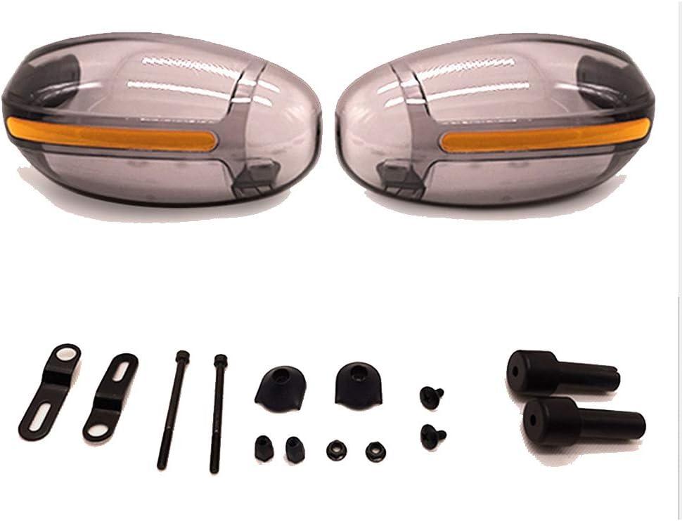 Paar 22mm 7//8 Handsch/ützer Windabweiser Handprotektoren f/ür Motorrad Dreirad Quad
