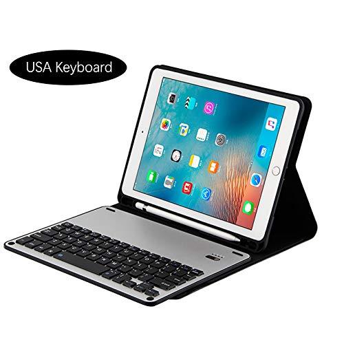 【超歓迎された】 Yuqoka シルバー iPad 1/2 1/2 iPad Pro 9.7インチキーボードケース 1749Z264E7V5 取り外し可能なレザーワイヤレス シルバー 1749Z264E7V5 シルバー B07KXT8W9W, ゴルフシティアルド:9ebff5d0 --- a0267596.xsph.ru