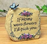 "Best Banberry Designs Mom Plaques - Mom Message Stone Rock 3 1/2"" H Review"