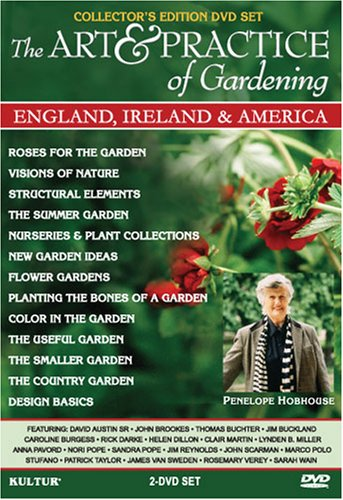 The Art & Practice of Gardening / Penelope Hobhouse by Super-D
