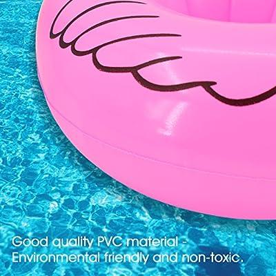 ovinm hinchable flotadores de bebida para natación fiesta en la ...