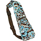 Picnic Plus Outdoor Portable Travel Bottle Sling Cocoa Cosmos