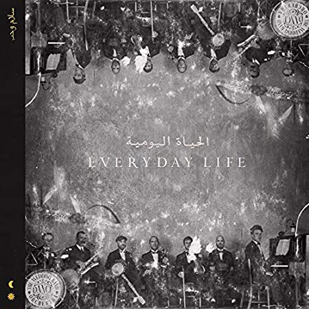 vinile everiday life album coldplay