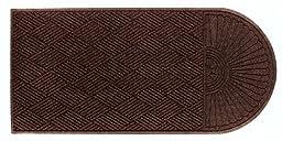 Andersen 273 Waterhog Grand Classic Polypropylene Fiber Single End Entrance Indoor/Outdoor Floor Mat, SBR Rubber Backing, 5.5\' Length x 3\' Width, 3/8\