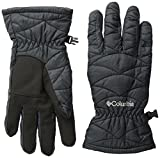 Columbia Women's Mighty Lite Glove, Black, Medium