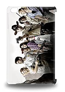 Ipad Faddish American The Walking Dead Adventure Drama Horror Thriller 3D PC Case Cover For Ipad Mini/mini 2 ( Custom Picture iPhone 6, iPhone 6 PLUS, iPhone 5, iPhone 5S, iPhone 5C, iPhone 4, iPhone 4S,Galaxy S6,Galaxy S5,Galaxy S4,Galaxy S3,Note 3,iPad Mini-Mini 2,iPad Air )