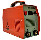 GK36 Welding Machine 200 AMPS SINGLE PHASE- IGBT - ARC200G With Standard Accessories