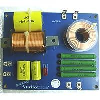 2-Way Passive - Crossover - 1200 Hz - 650 Watts - 1.2K Hz - 8 Ohm