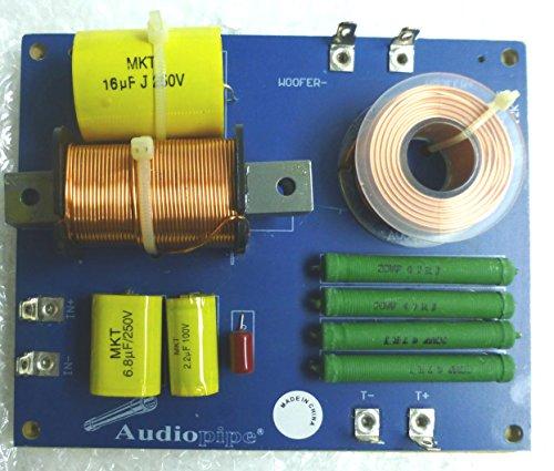 2-Way Passive - Crossover - 1200 Hz - 650 Watts - 1.2K Hz - 8 (8 Ohms 2 Way Loudspeaker)