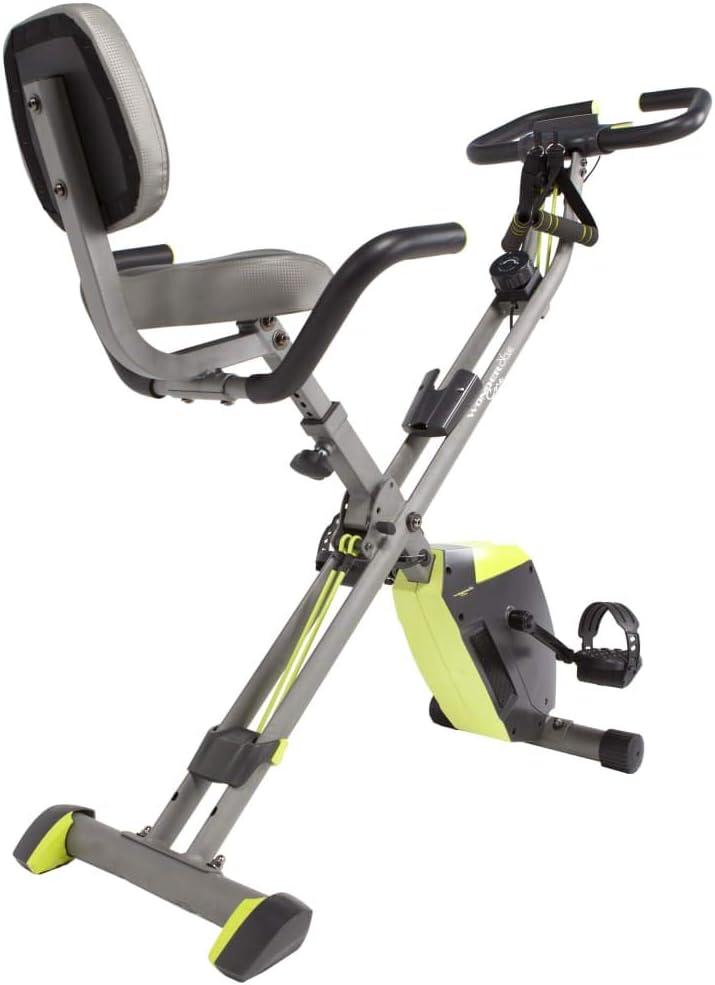 Wonder Core Cycle 2 in 1 - Bicicleta estática: Amazon.es: Deportes ...