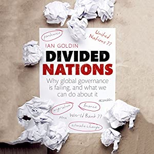 Divided Nations Audiobook