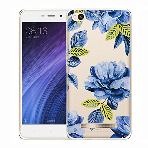 Funda para Xiaomi Redmi 4A , IJIA Transparente Expresión Fría (DONT TOUCH MY PHONE) TPU Silicona Suave Cover Tapa Caso Parachoques Carcasa Cubierta para Xiaomi Redmi 4A (5.0) WM116