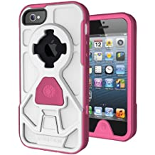 Rokform 430844 Rokshield V3 Case for iPhone 5, 1-Pack, Retail-Packaging, Pink