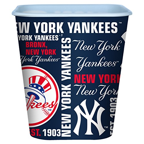 MLB New York Yankees Snack Bucket