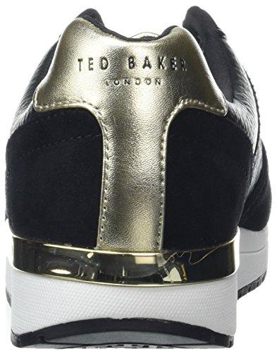 Ted Baker Ladies Capa Sneaker Nero (nero)
