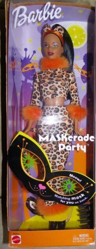 African American Maskerade Party Barbie by Barbie ()