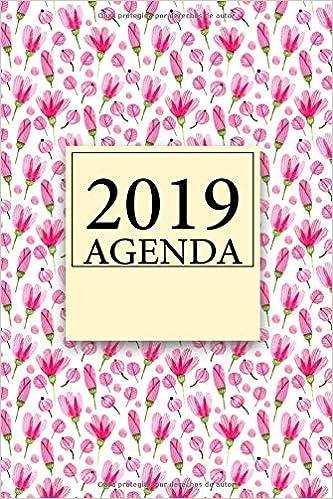2019 Agenda: Agenda 2019, una hoja por dia para tener todas ...